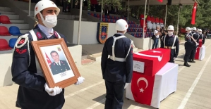Pervari'de Kazada Şehit Olan Askerlerimiz İçin Tören Düzenlendi