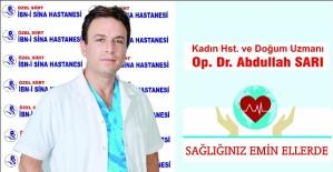 Dr. Abdullah Sarı, Koronavirüse Karşı Hamilelikte ve Lohusalıkta Alınması Gereken Önlemleri Sıraladı