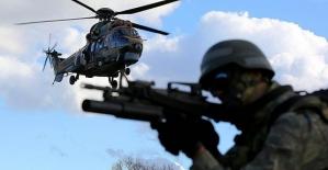 İçişleri Bakanlığı: Baykan İlçe Kırsalında 2 Terörist Etkisiz Hale Getirildi