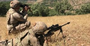 Siirt'te 2 Terörist, SİHA İle Etkisiz Hale Getirildi