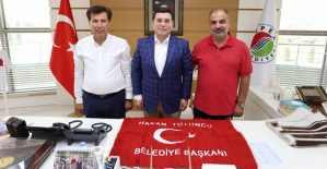 Antalya Kepez Belediyesi, Siirt#039;teki...