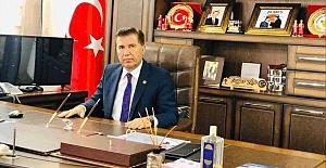 Atabağı Belediye Başkanı Tayyar...