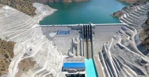 Avrupanın En Büyük RCC Tipi Barajı...