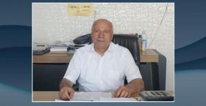 Belediye İş Sendikası Siirt Şube Başkanı Halit Akınay'ın Kurban Bayramı Mesajı