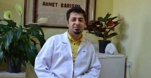 Dr. Ahmet Barışçıl, Gebelikte Tek Taraflı Beslenmekten Kaçının
