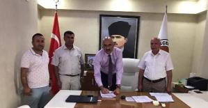 Gökçebağ Belediyesi ile Siirt Belediye-İş...