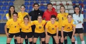 Siirt Üniversitesi Kadın Futsal Takımının Büyük Başarısı