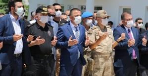 Siirt'te '15 Temmuz Demokrasi ve Milli Birlik Günü' Şehitlik Ziyareti İle Başladı