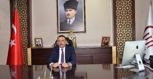 Vali/Belediye Başkan V. Osman Hacıbektaşoğlu'ndan Teşekkür Mesajı