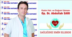 Dr. Abdullah Sarı, Hamilelikte Gerilen Cildinizi Nemli Tutun
