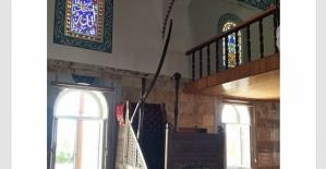 Türkiye'deki En Eski Kılıçlı Minber Tillo İlçemizde