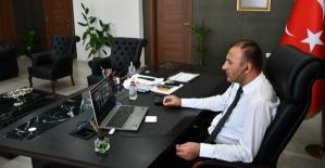 İl Millî Eğitim Müdürü Deniz Edip, Okul Aile Birliği Başkanları İle Buluştu