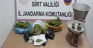 Jandarma, Uyuşturucu Tacirini, Kıskıvrak Yakaladı