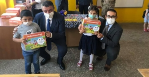 Şirvan İlçe Merkezinde Anasınıfı ve İlkokul 1. SınıflarYüz Yüze Eğitime Başladı