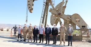 Türkiye'nin En Kaliteli Petrolü Eruh'ta Çıkarılıyor