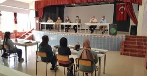 Baykan'da Muhtarlara Kooperatiflerin Kuruluşu Konusunda Bilgi Verildi