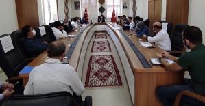 Baykan'da 'Kadına Yönelik Şiddet ve Madde Bağımlılığı İle Mücadele' Toplantısı Yapıldı