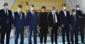 Siirt 3.Uluslararası Kısa Film Festivali'nin Finali Eruh'ta Yapıldı