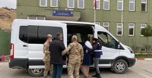 PKK/KCK Terör Örgütüne Yardım Yataklık Yapan 2 Şüpheli Gözaltına Alındı