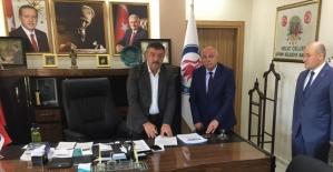 Şirvan Belediyesi ve Belediye İş Sendikası Arasında Toplu İş Sözleşmesi İmzalandı