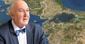 Deprem Uzmanı Prof. Dr. Ahmet Ercan;...