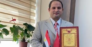 Siirt Üniversitesi Dr. Öğr. Üyesi Ayman El Sabagh, Üstün Bilim İnsanı Ödülü'ne Layık Görüldü