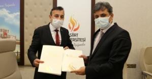 Siirt Üniversitesi ile Büro İşçileri Sendikası Arasında Toplu İş Sözleşmesi İmzalandı