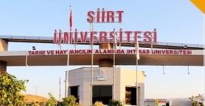 Siirt Üniversitesinde Lisansüstü Eğitimde 5 Yeni Program Açıldı