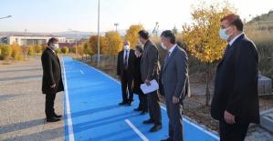 """Siirt Üniversitesi'nden """"Mavi Yol"""" Müjdesi"""