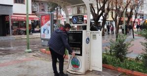 Siirt Belediyesi Engelli Araç Şarj İstasyonlarını Onardı