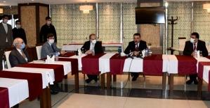 Siirt'in Turizm Potansiyeli ve İzlenecek Yol Haritası Düzenlenen Toplantıda Ele Alındı