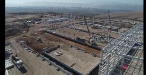 Çinko İzabe Tesisi 9 Mart'ta Açılışa Hazırlanıyor