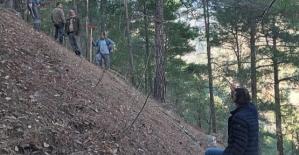 İlimizde Orman Yolları Yapılıyor