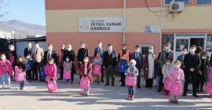 Ordu Altınordu Belediyesinden Baykan İlçemizdeki Öğrencilere Çanta ve Kırtasiye Seti