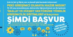 Siirt Üniversitesinde Mart'ta İmalat Değer Zinciri ile Girişimcilik Eğitimi Başlıyor