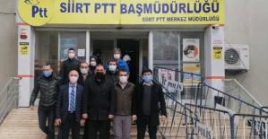 Türkiye Kamu Sen Siirt İl Temsilciliği...