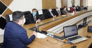 Baykan'da Afet Eğitim Yılı Planlama ve Koordinasyon Toplantısı Yapıldı