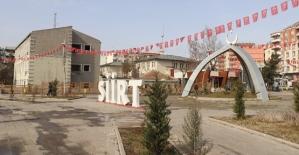 Siirt Belediyesi 15 Temmuz Demokrasi Meydanında Genişletme Projesi Başlattı
