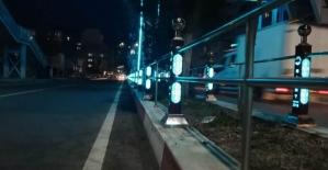 Siirt Belediyesi Işıklandırma Çalışmaları Başlattı
