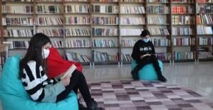Siirt Belediyesinden Kadınlara Kütüphane Hizmeti