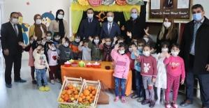 Siirt Belediyesinden Minik Öğrencilere Eğitim Seti