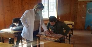 Siirt Belediyesinin Mesleki-Teknik, Kişisel Gelişim ve Hobi Kurslarına Yoğun İlgi