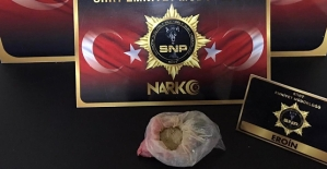 Siirt'te 100 Gram Eroinle Yakalanan Şahıs Tutuklandı