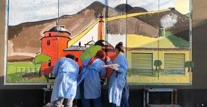 Siirt Belediyesi, Elektrik Trafolarını Estetik Görüntüye Kavuşturuyor