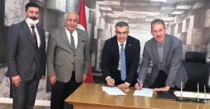 Siirt TSO İle Vakıf Katılım Bankası Arasında Protokol İmzalandı