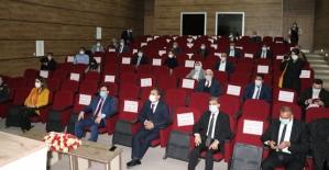 Siirt'te Kadın-Erkek Fırsat Eşitliği Bilgilendirme Toplantısı Yapıldı