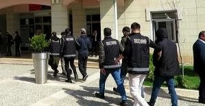 Siirt'te Organize Suç Örgütüne Yönelik Yapılan Operasyonda 4 Kişi Tutuklandı