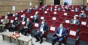 Vali Hacıbektaşoğlu, Başkanlığında İl Pandemi Kurulu Toplantısı Gerçekleştirildi
