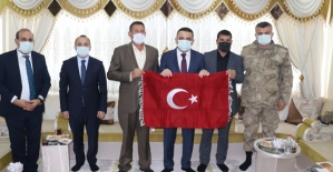 Vali Hacıbektaşoğlu Çizmeli Köyünü...