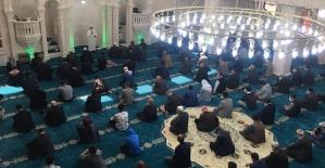Şeyh Faraç Camii İbadete Açıldı